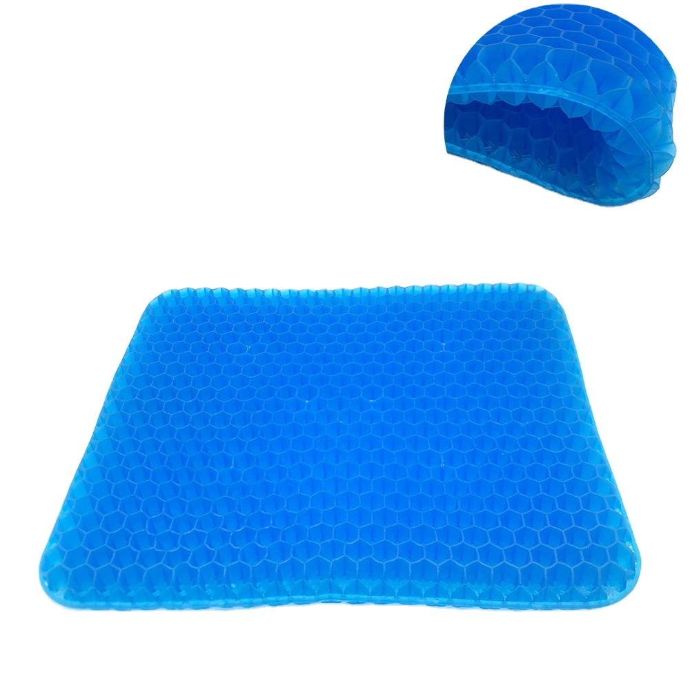Walmart Sitting Pad Cooling Gel Ca Air Seat Cushion mat for Cars for Office Chair for Hip Pain manufacturers
